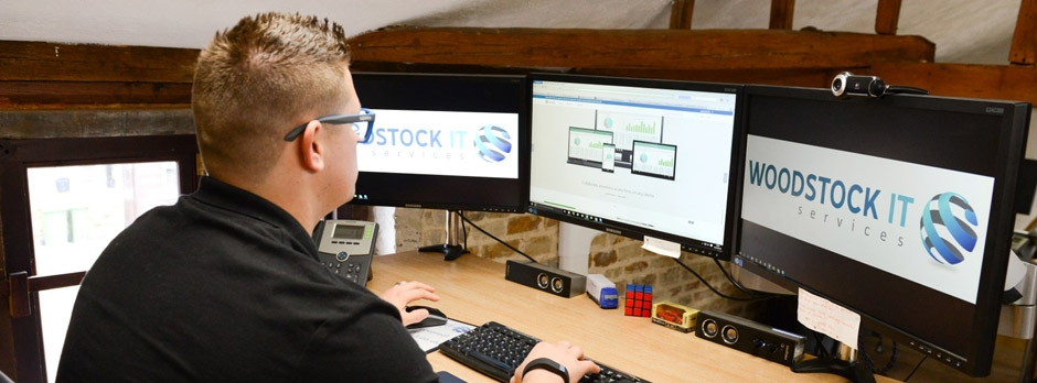 Woodstock IT services image