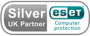 silver eset uk partner logo