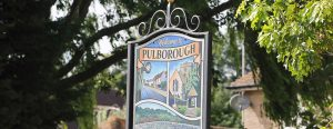 Pulborough village sign